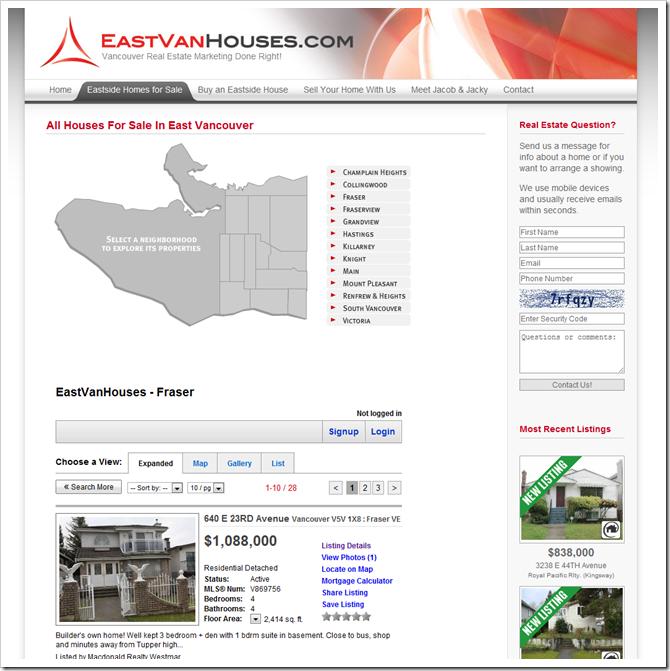 EastVanHouses