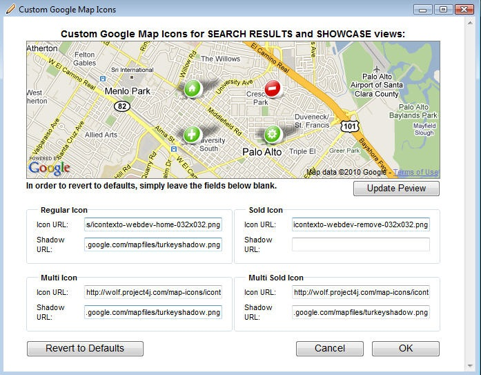 custom google maps icons. Custom Google map icons in your Map Listing Views and Showcases with