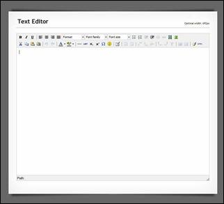 text-editor