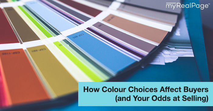 How Colour Choices Affect Buyers (And Your Odds At Selling)