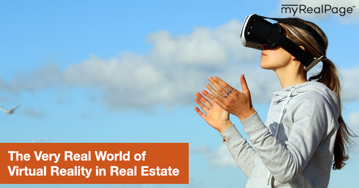 The Very Real World of Virtual Reality in Real Estate