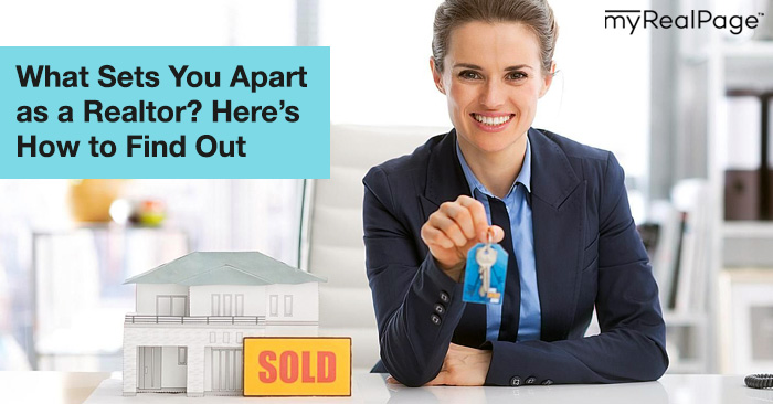 What Sets You Apart as a Realtor? Here's How to Find Out
