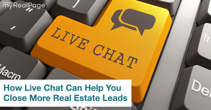 How Live Chat Can Help You Close More Real Estate Leads