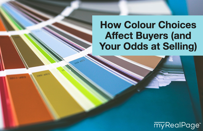 How Colour Choices Affect Buyers