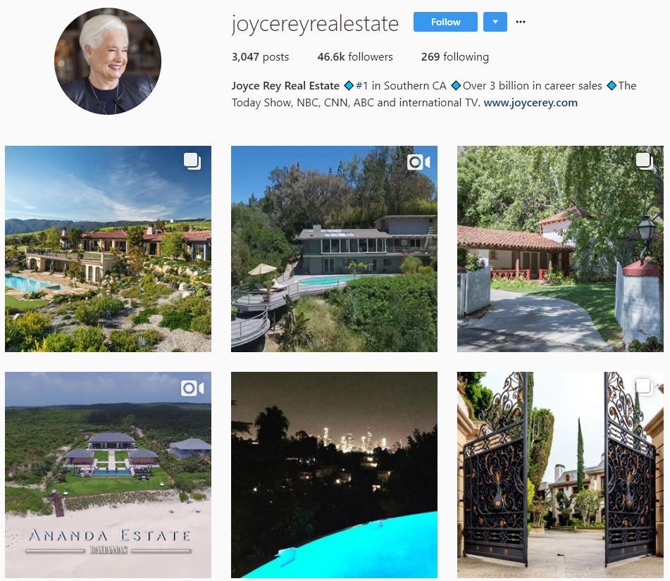 Joyce Rey Real Estate