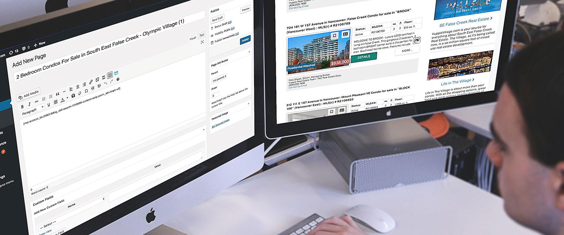 IDX WordPress Plugin</br> For Real Estate