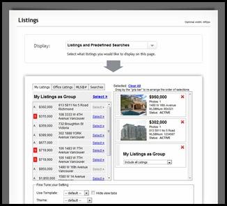 listings-weblet