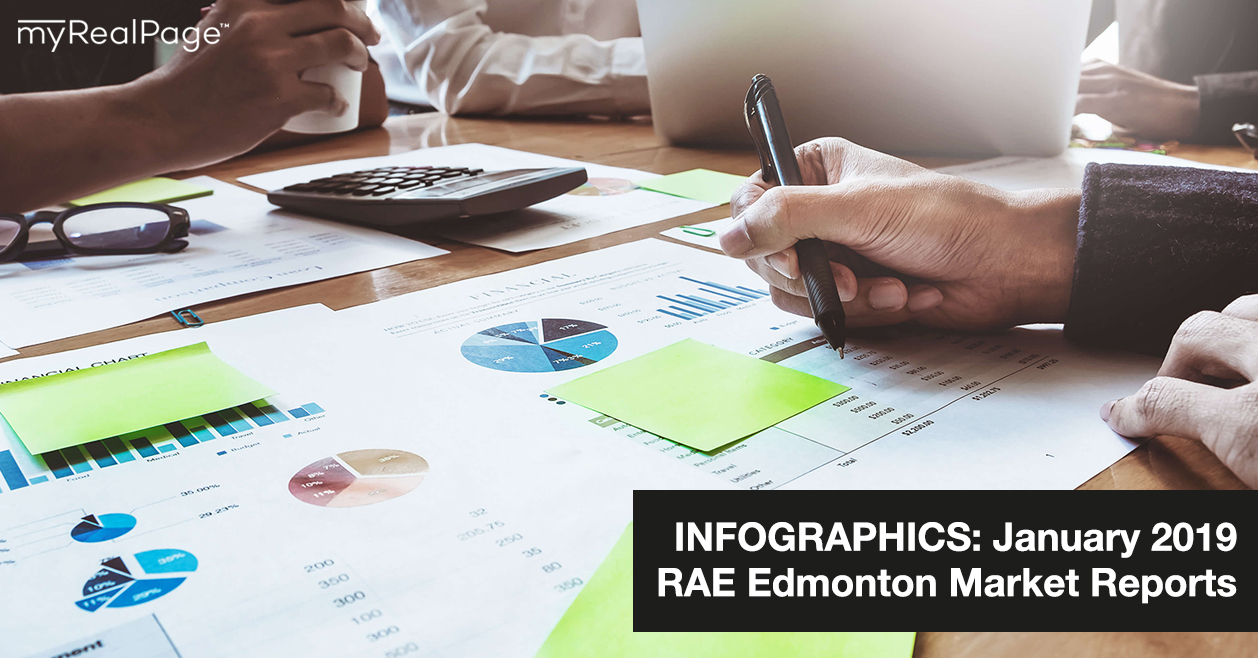 INFOGRAPHICS: January 2019 RAE Edmonton Market Reports
