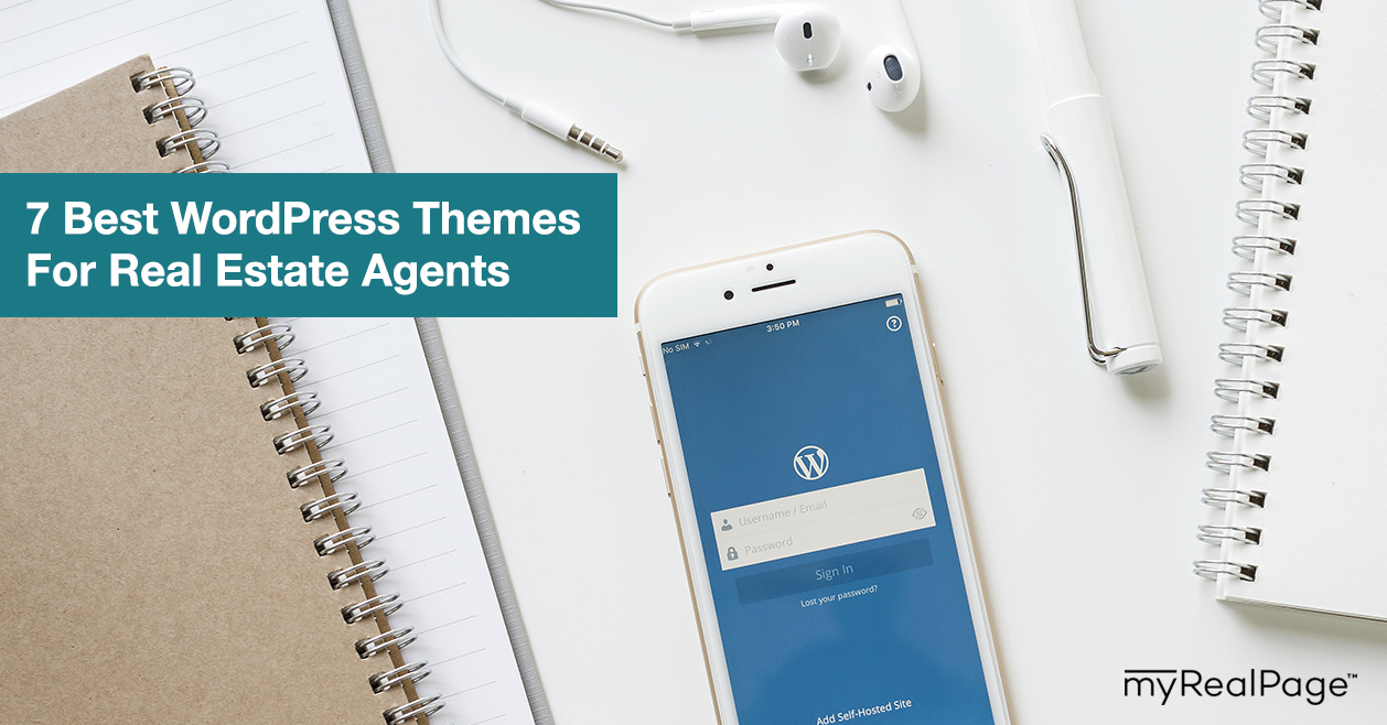 7 Best WordPress Themes For Real Estate Agents