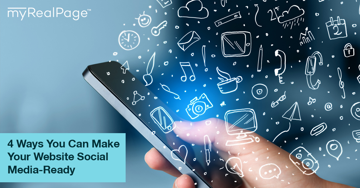 4 Ways You Can Make Your Website Social Media-Ready