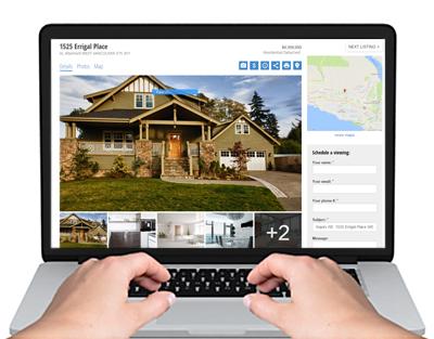 Real Estate Agent Website Pricing - IDX Website Packages   myRealPage
