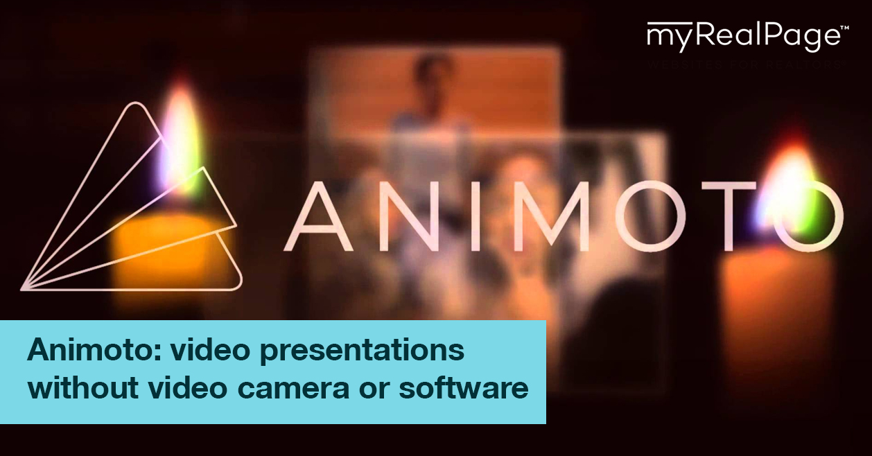 Animoto: Video Presentations Without Video Camera Or Software