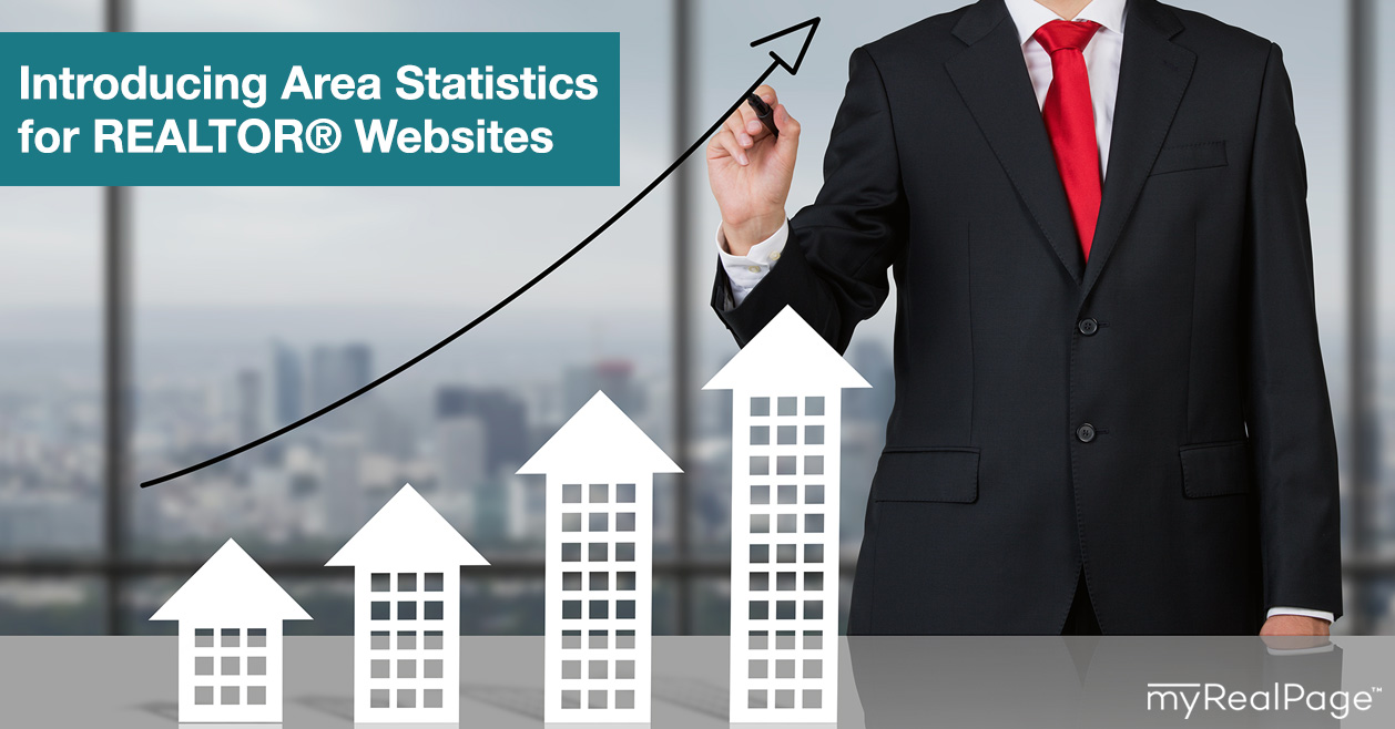 Introducing Area Statistics for REALTOR® Websites