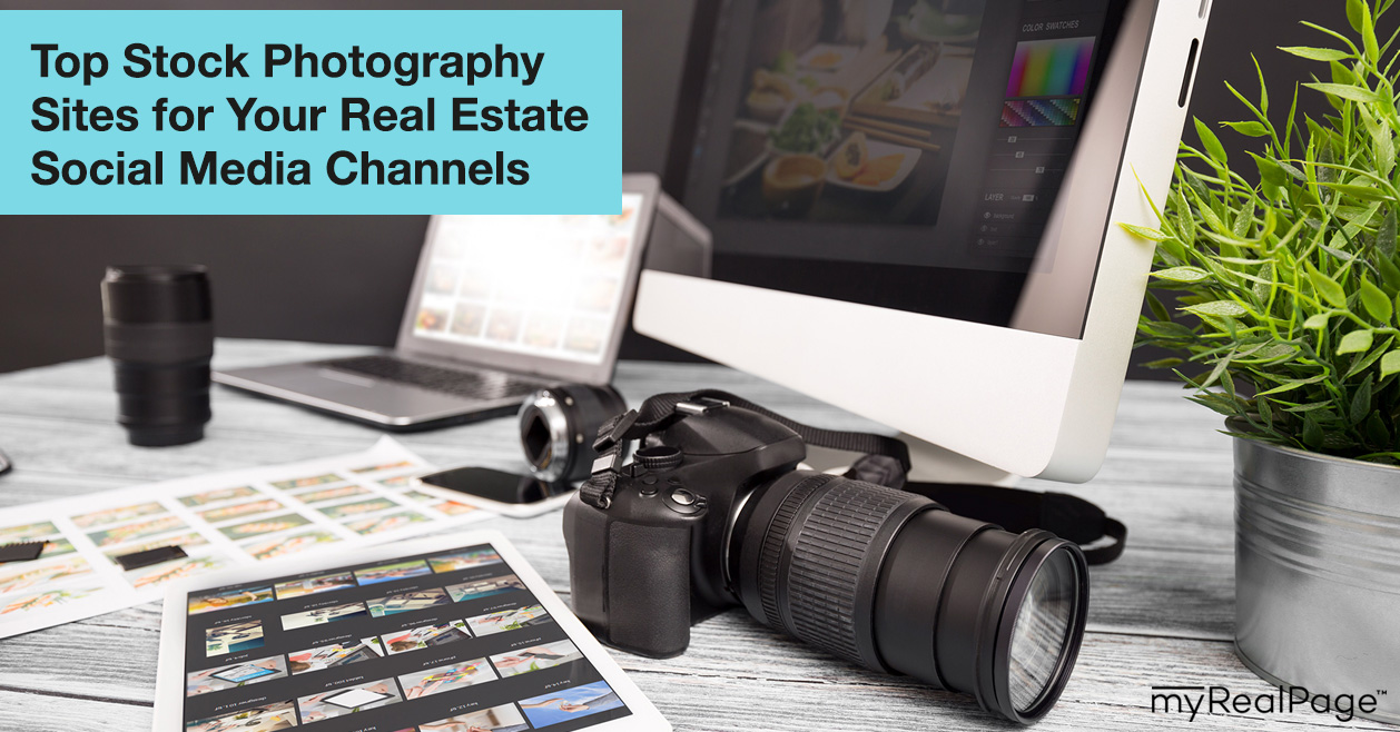 Top Stock Photography Sites for Your Real Estate Social Media Channels