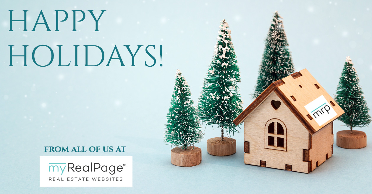 Holiday Greetings from myRealPage!