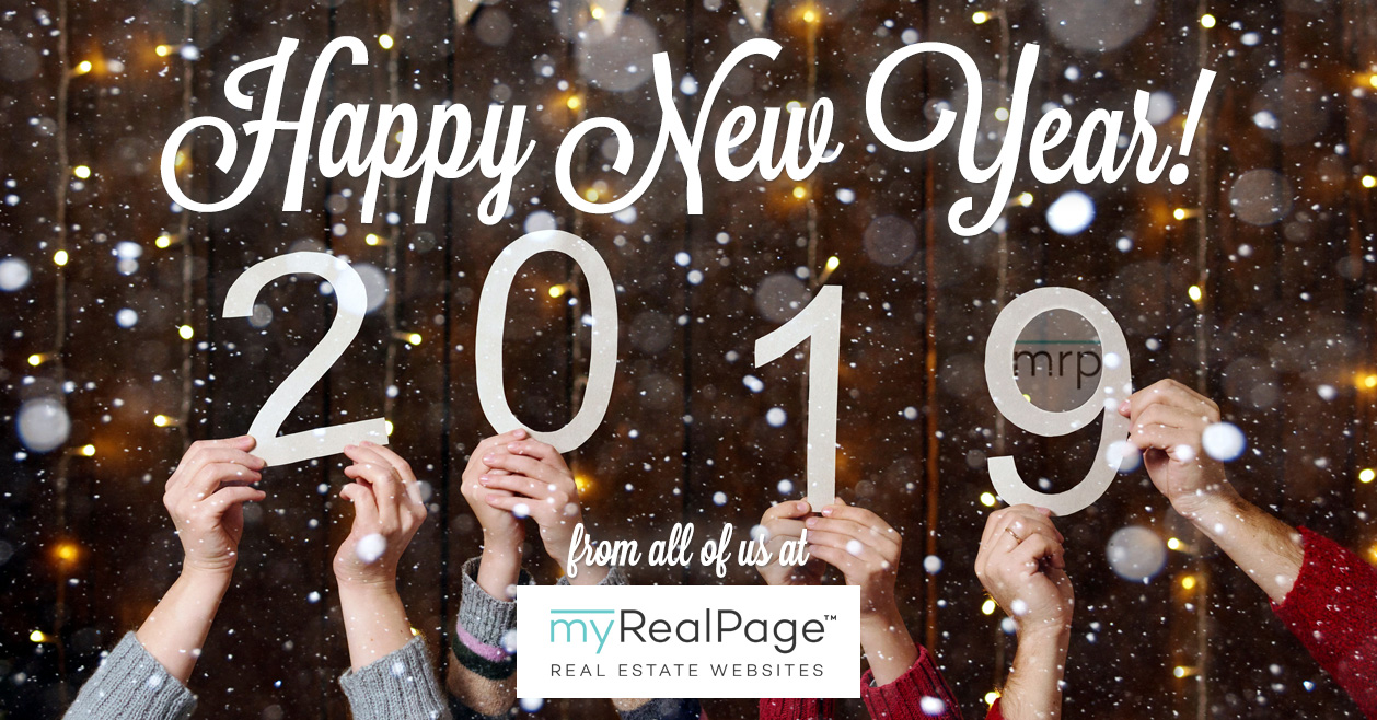 Greetings from myRealPage! Happy New Year!
