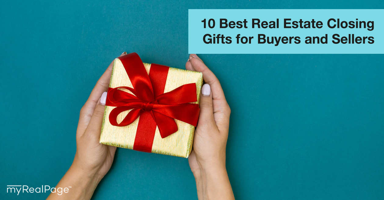 10 Best Real Estate Closing Gifts for Buyers and Sellers