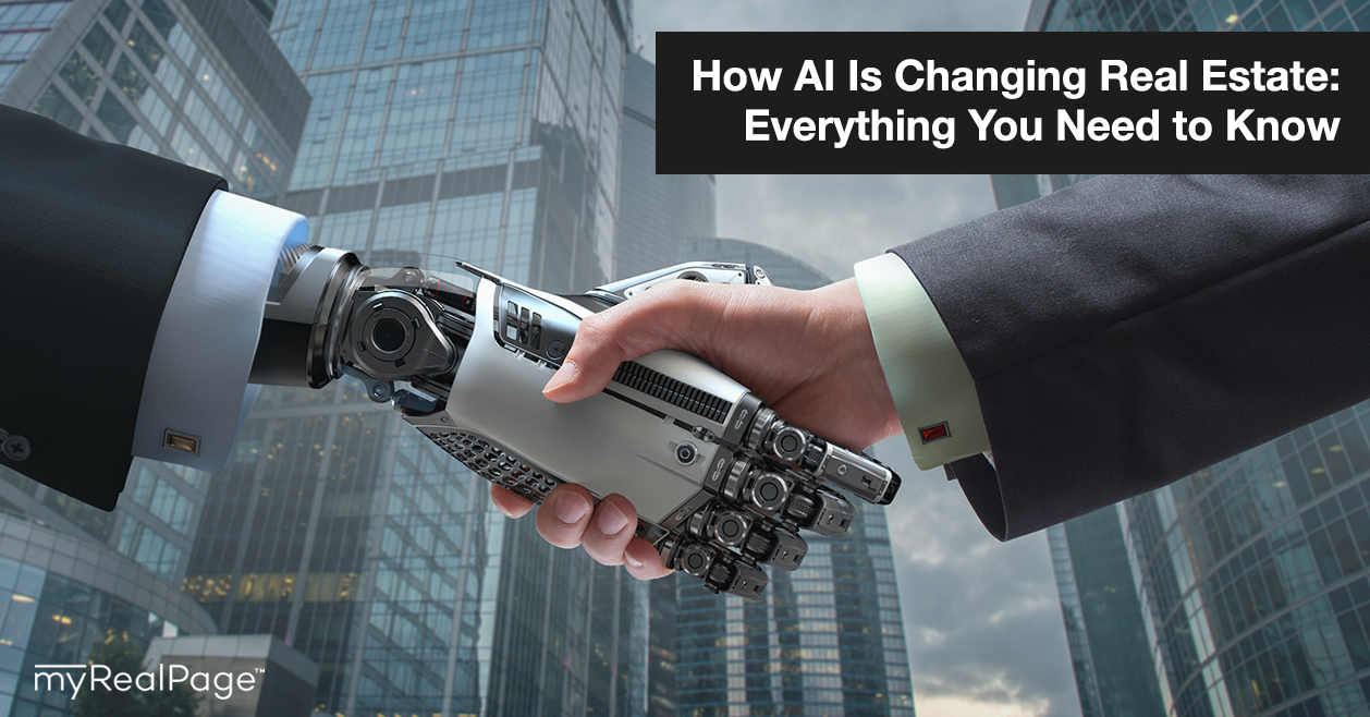 How AI Is Changing Real Estate: Everything You Need to Know