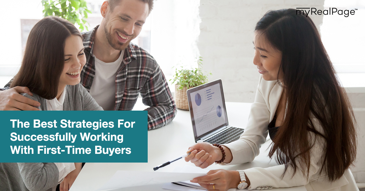 The Best Strategies For Successfully Working With First-Time Buyers