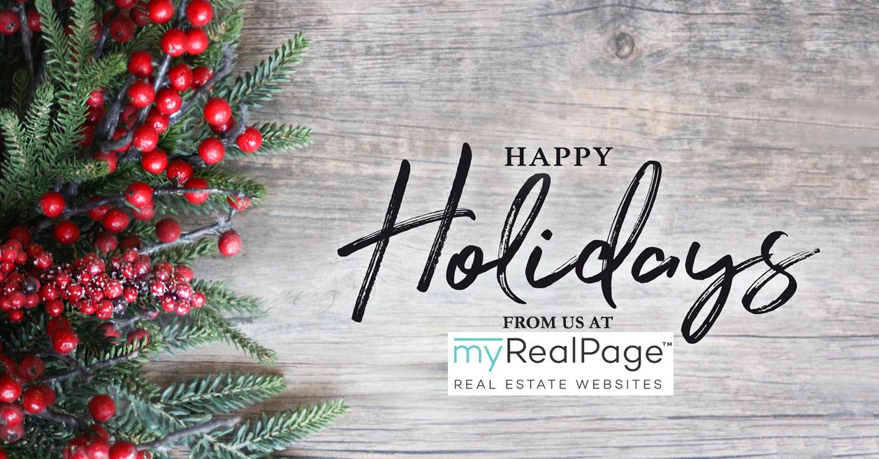 Happy Holidays 2019 from myRealPage