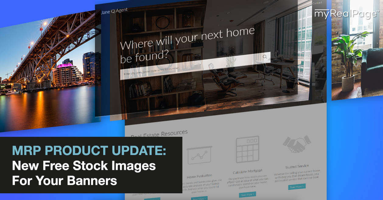 MRP PRODUCT UPDATE: New Free Stock Images For Your Banners