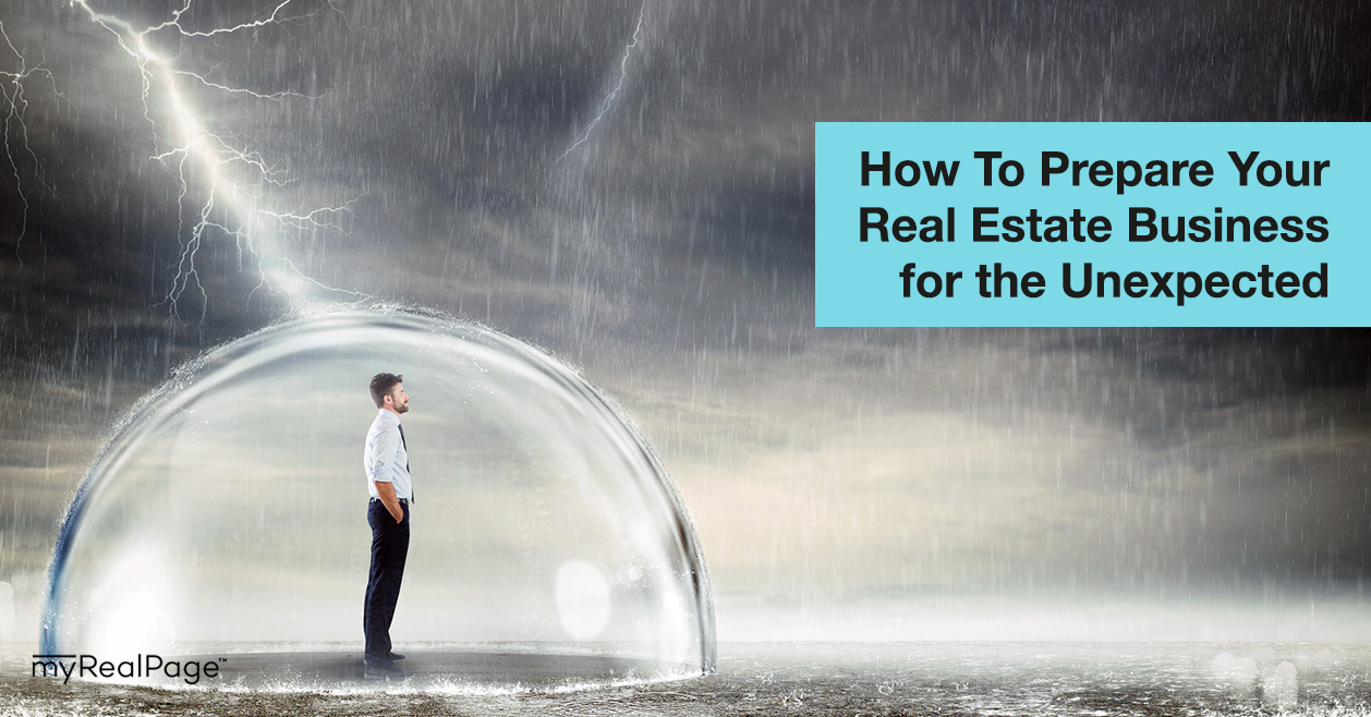How To Prepare Your Real Estate Business for the Unexpected