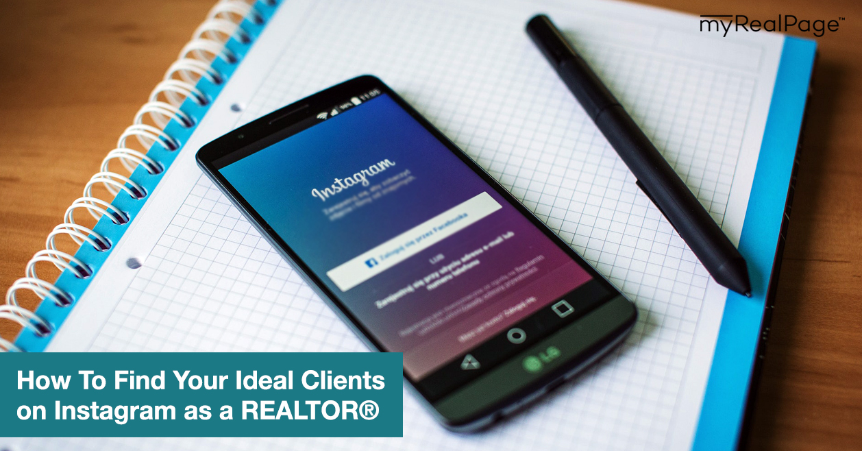 How To Find Your Ideal Clients on Instagram as a REALTOR®