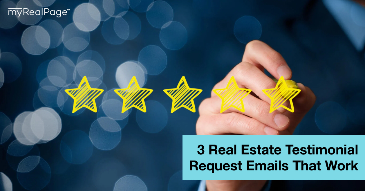 3 Real Estate Testimonial Request Emails That Work