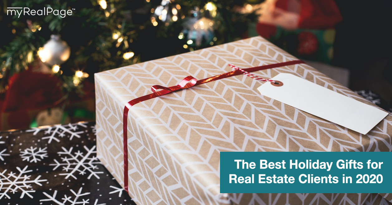 The Best Holiday Gifts for Real Estate Clients in 2020