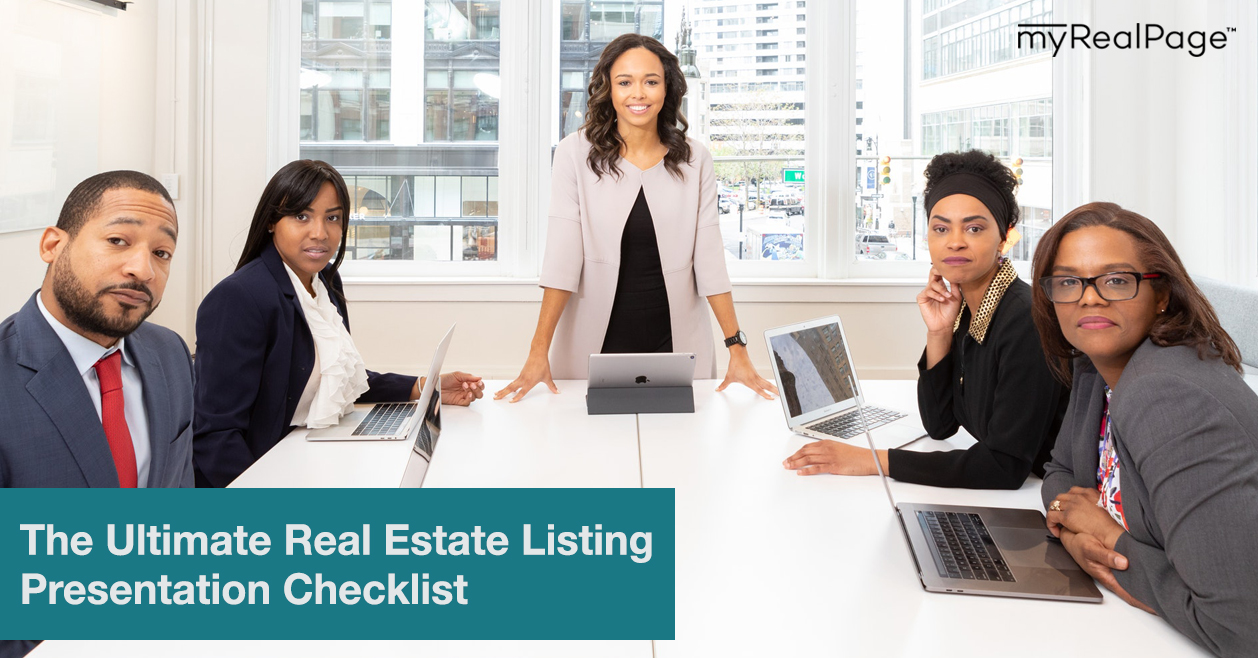 The Ultimate Real Estate Listing Presentation Checklist