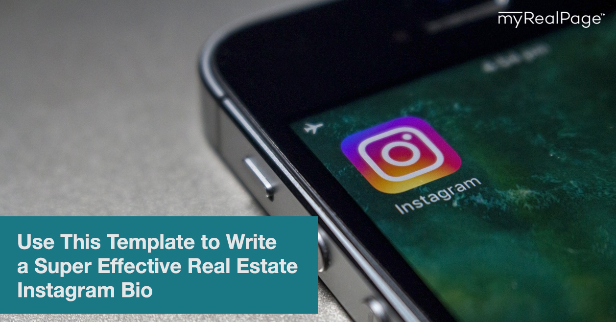 Use This Template to Write a Super Effective Real Estate Instagram Bio