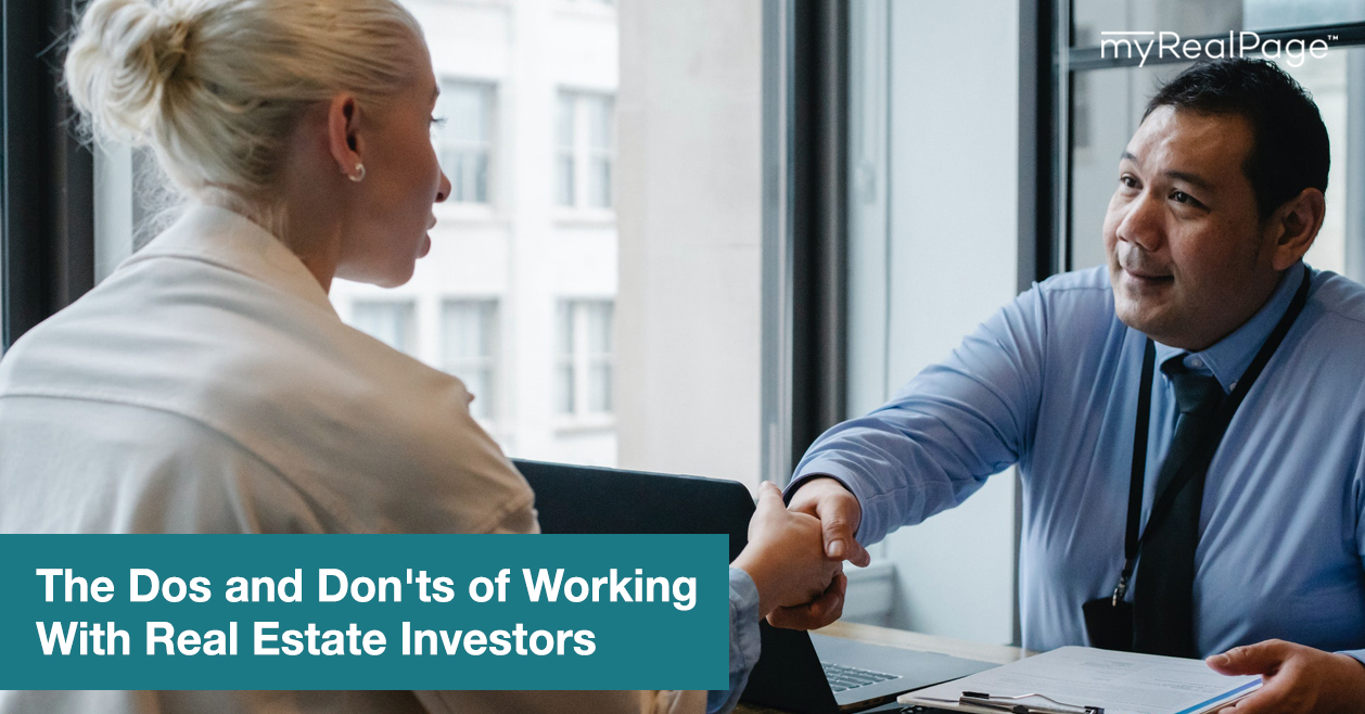 The Dos and Don'ts of Working With Real Estate Investors