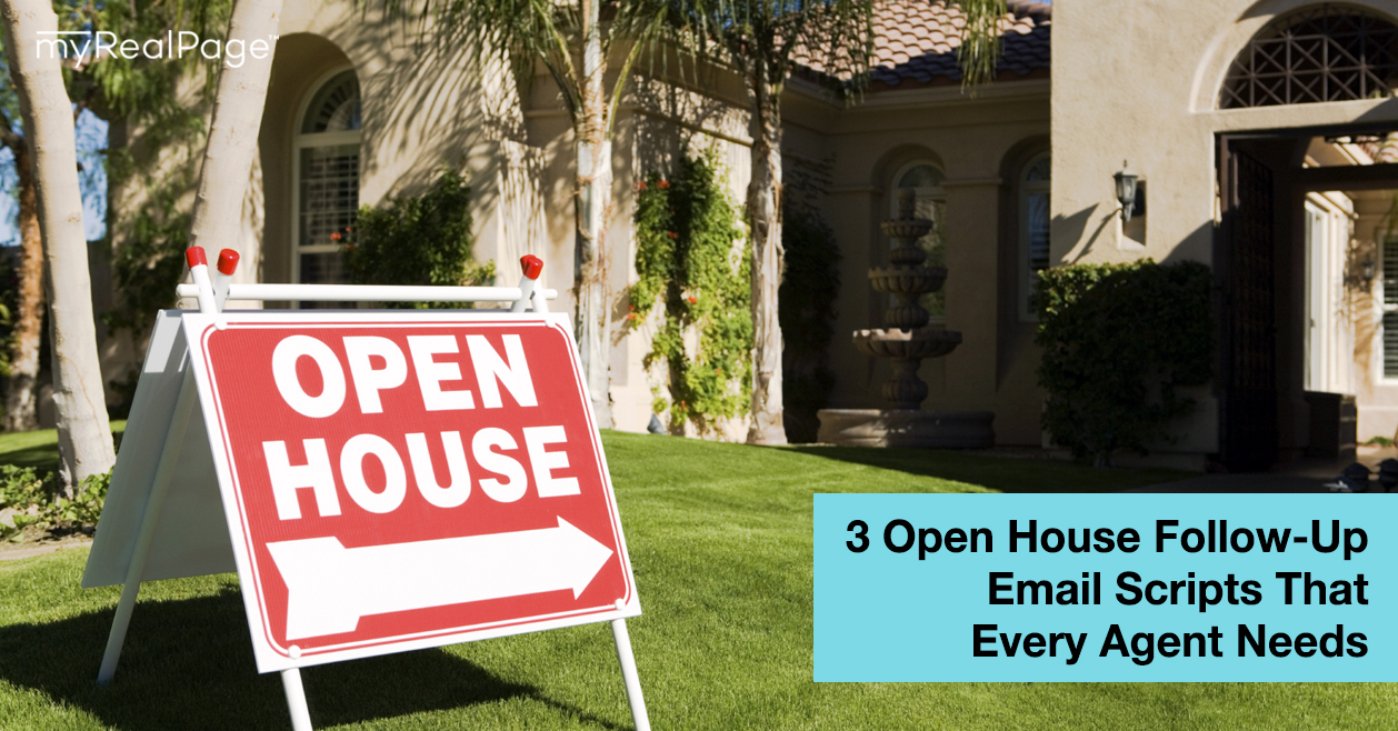3 Open House Follow-Up Email Scripts That Every Agent Needs