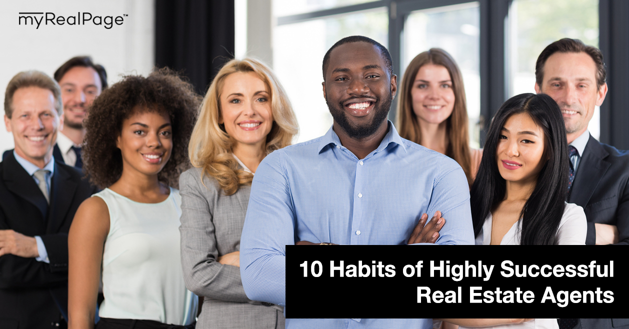 10 Habits of Highly Successful Real Estate Agents