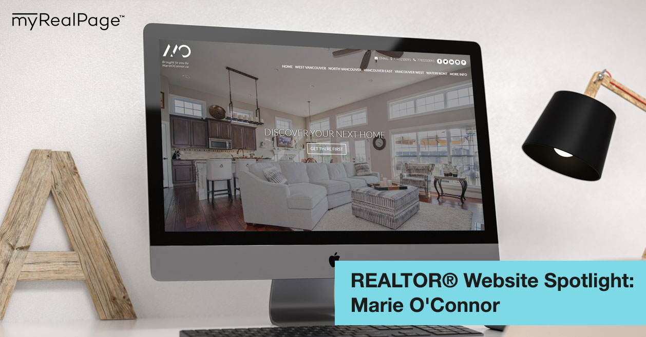 REALTOR® Website Spotlight - Marie O'Connor