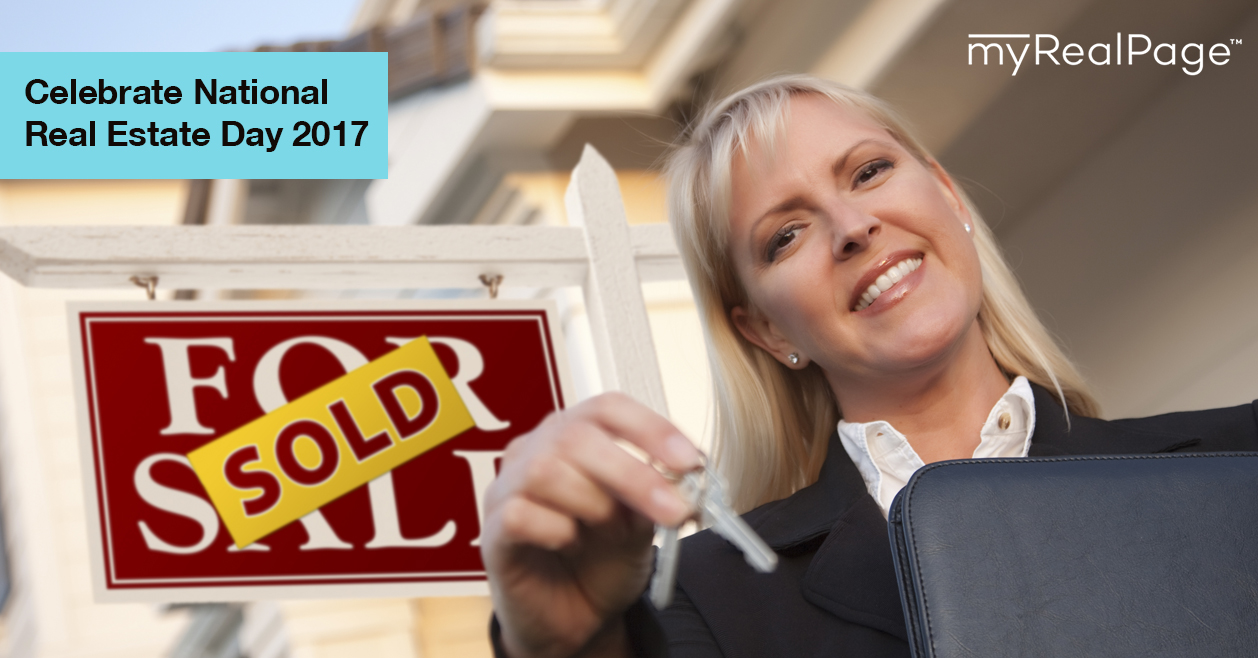 Celebrate National Real Estate Day 2017