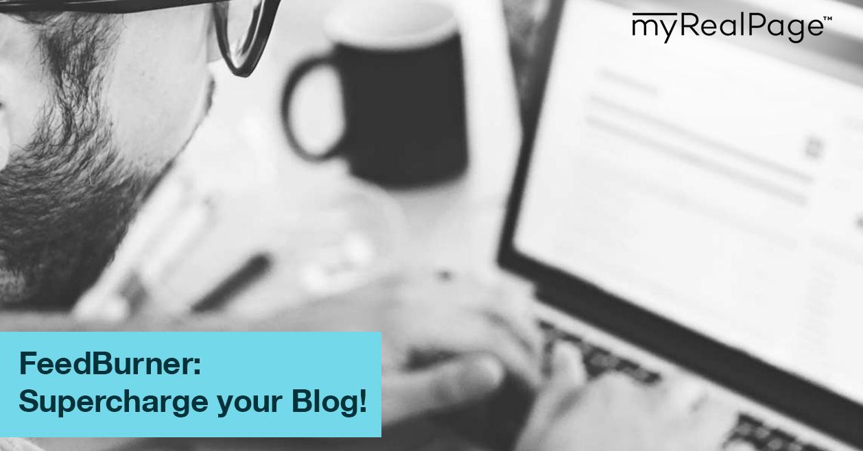 FeedBurner: Supercharge your Blog!