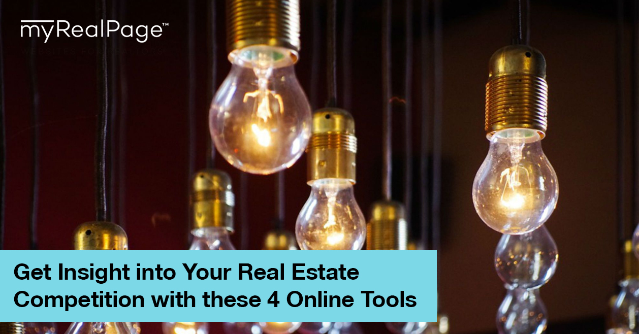 Get Insight into Your Real Estate Competition with these 4 Online Tools