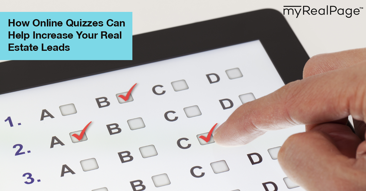 How Online Quizzes Can Help Increase Your Real Estate Leads
