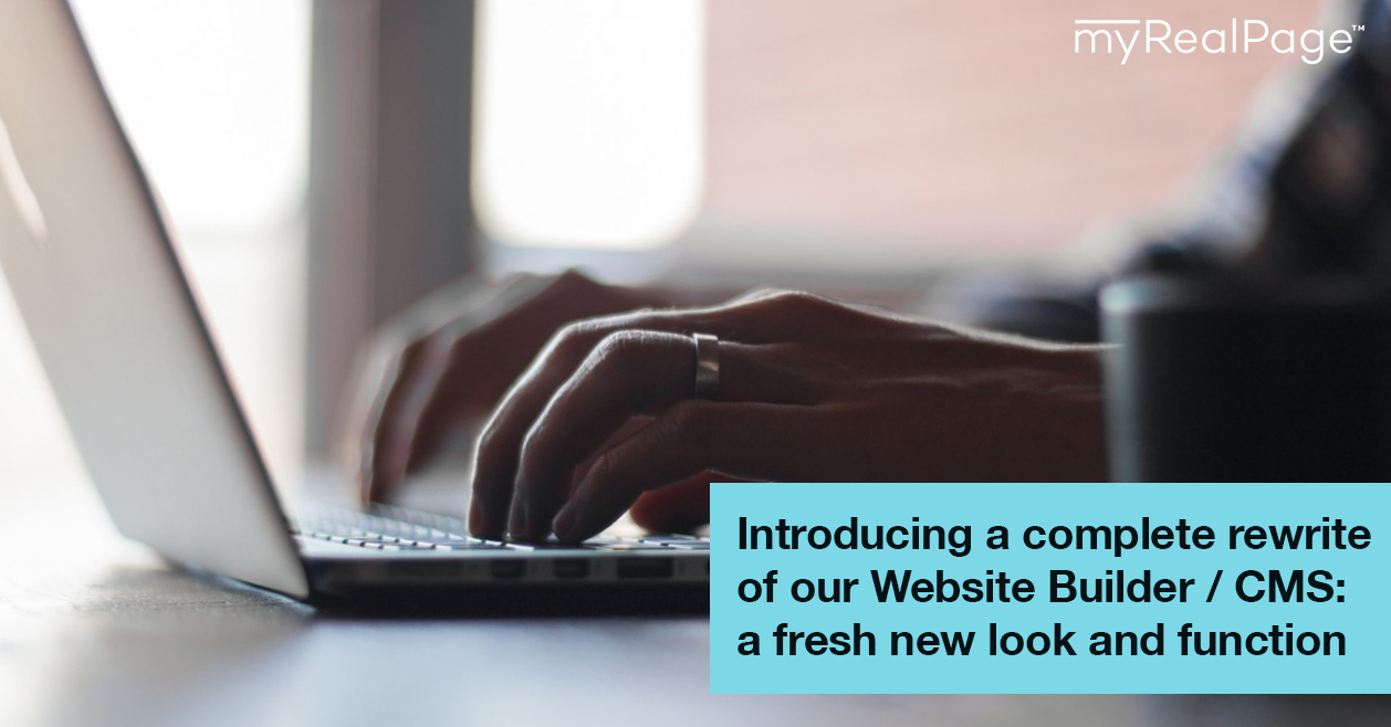 Introducing A Complete Rewrite Of Our Website Builder / CMS: A Fresh New Look And Function
