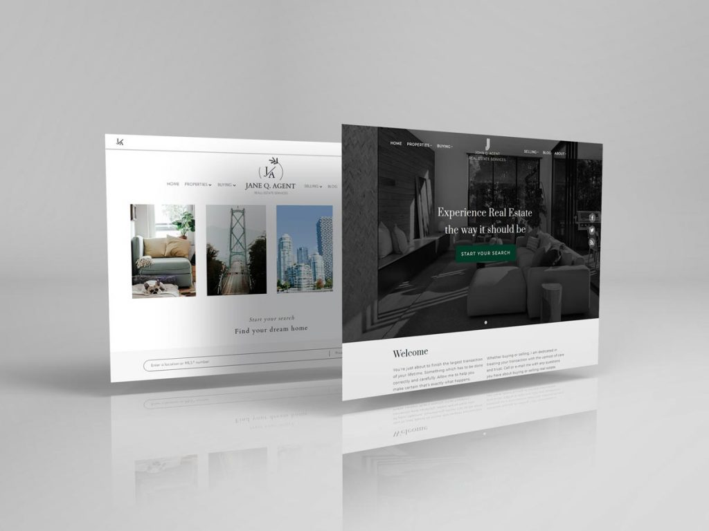 myRealPage is proud to announce that we've recently launched two new real estate website themes