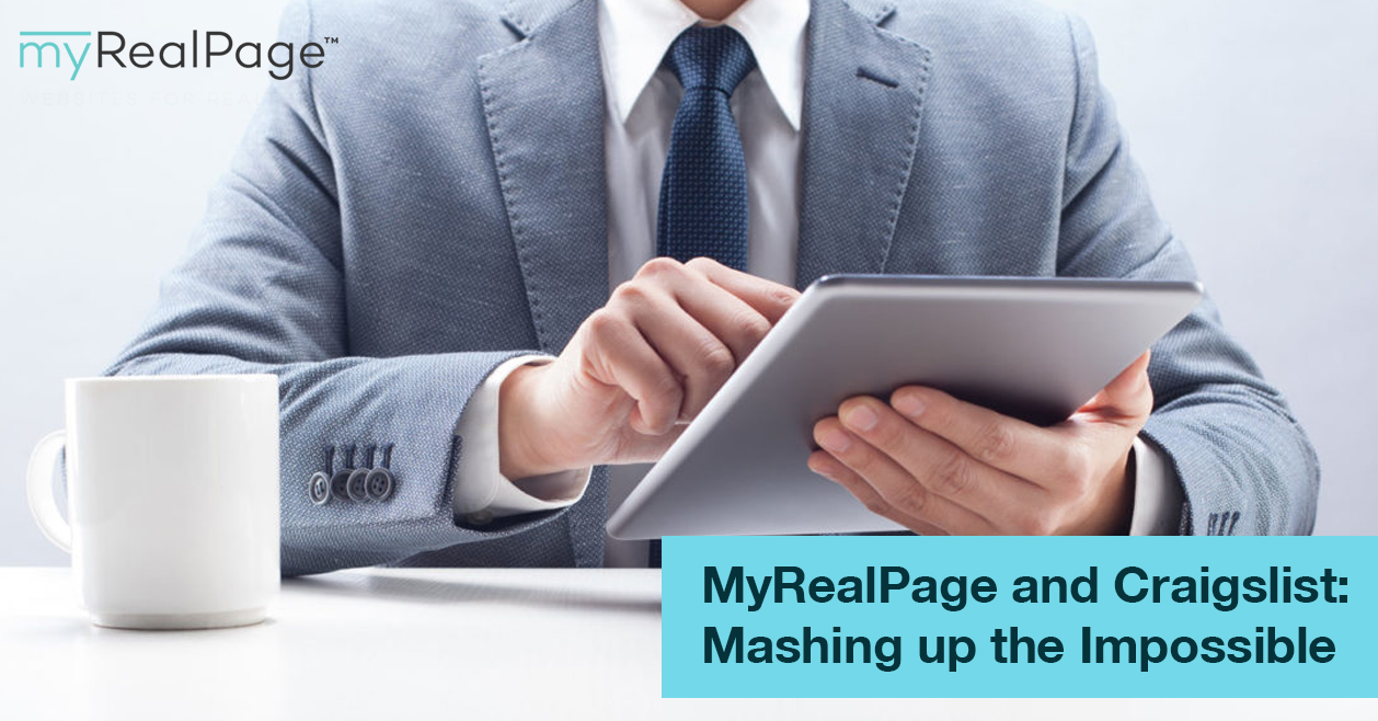 MyRealPage and Craigslist: Mashing up the Impossible