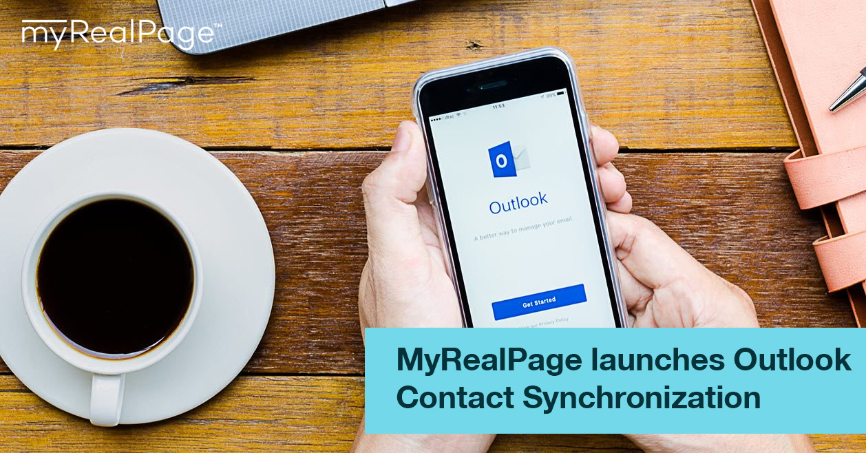 MyRealPage Launches Outlook Contact Synchronization