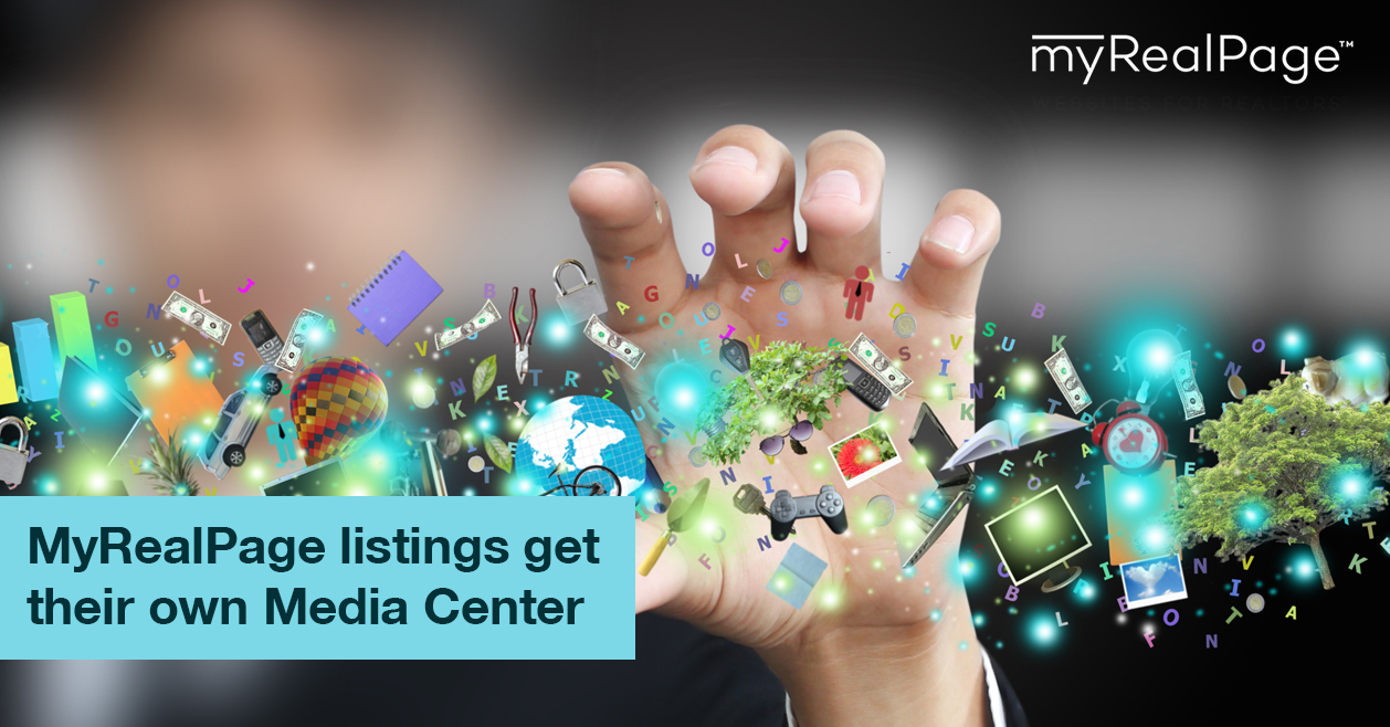 MyRealPage listings get their own Media Center