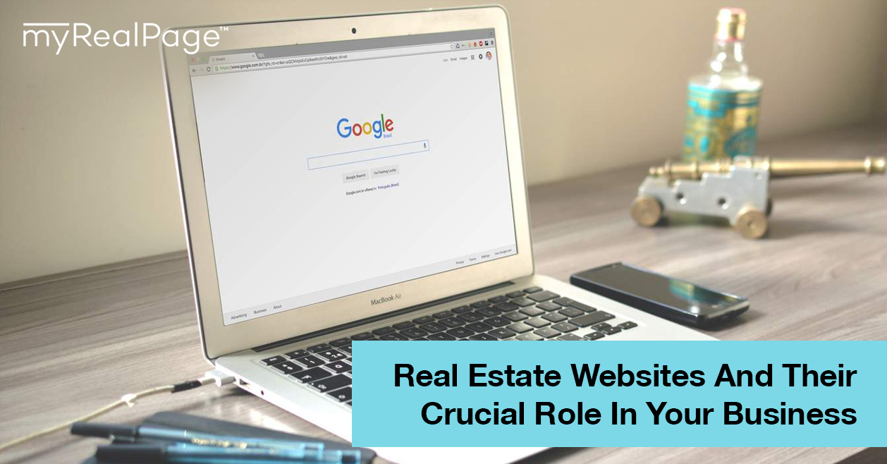 Real Estate Websites And Their Crucial Role In Your Business