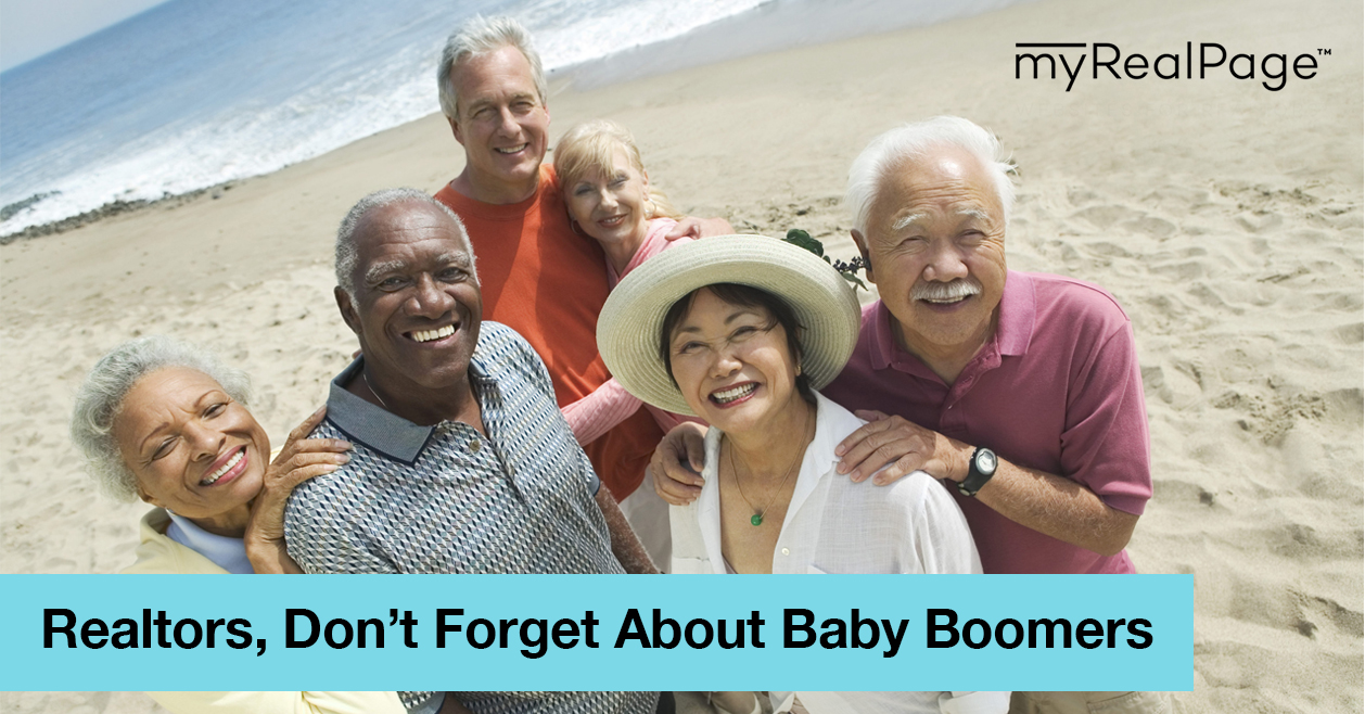 Realtors, Don't Forget About Baby Boomers