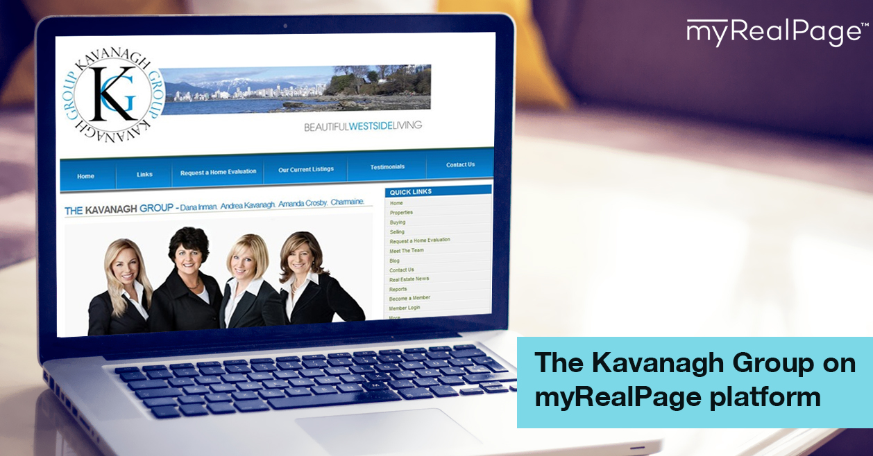 The Kavanagh Group On MyRealPage Platform