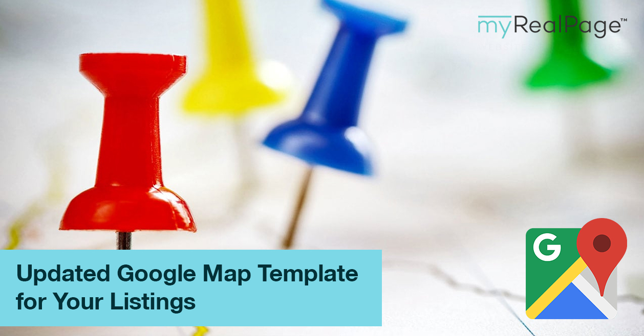 Updated Google Map Template For Your Listings