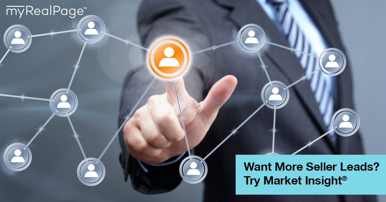 Want More Seller Leads? Try Market Insight®