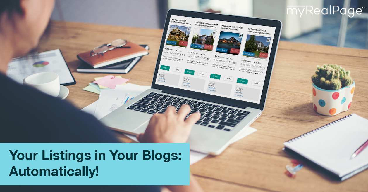 Your Listings in Your Blogs: Automatically!